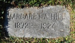 "Margaret Lee ""Maggie"" <I>Armfield</I> Hill"