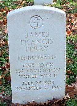 James Francis Ferry