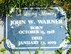 John W Warner Jr.