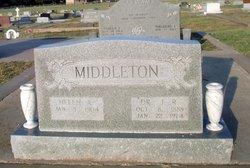 Dr John Reagan Middleton