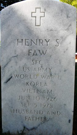 Henry S Faw