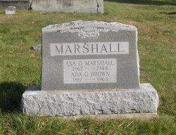 Asa Don Marshall