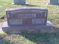 """Patsy """"Hope"""" <I>Jackman</I> Barnhill"""