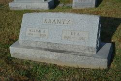 William A Krantz
