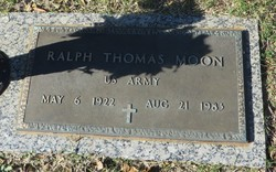 Ralph Thomas Moon, Sr