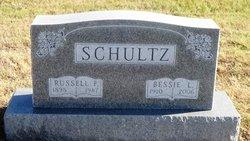 Bessie L <I>Spengler</I> Schultz