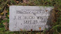 """John Henry """"Buck"""" Whiteley"""