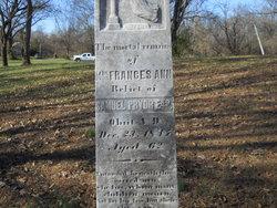 Frances Ann Pryor