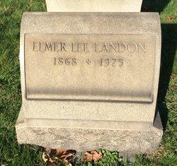 Elmer Lee Landon