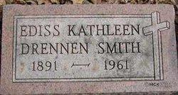 Ediss Kathleen <I>Drennen</I> Smith