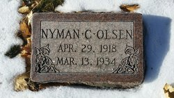 Nyman Christian Olsen