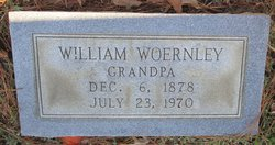 William Woernley