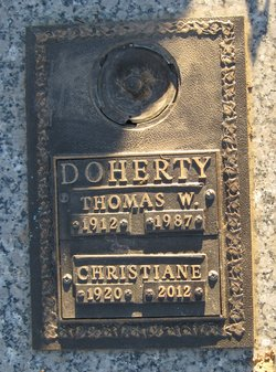 Christiane <I>Wallerand</I> Doherty