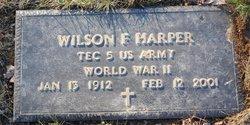 Wilson Franklin Harper