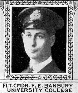 Capt Fred Everest Banbury