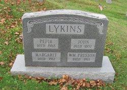 William Preston Lykins