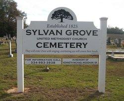 Sylvan Grove United Methodist Church Cemetery