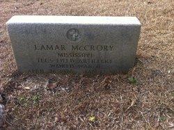 Lamar McCrory