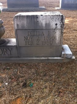Delila F. McCrory