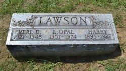 Verl Darell Lawson