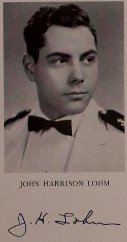 LT John Harrison Lohm