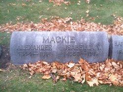 Isabella <I>Veazey</I> Mackie