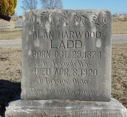 Alan Harwood Ladd