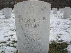 Richard O Kuder