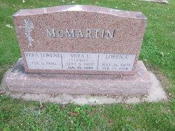 Vera L. <I>Lewis</I> McMartin
