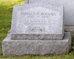 Ronald P. Rosania