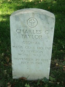 Charles C Taylor