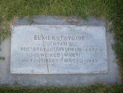 Elmer Taylor