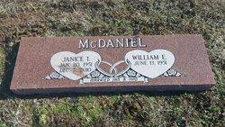 Janice Irene <I>Phipps</I> McDaniel