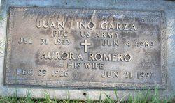 Juan Lino Garza