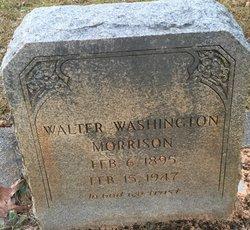 Walter Washington Morrison