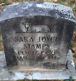 Sarah Joyce Stamps