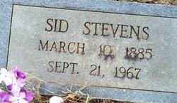 Sid Stevens