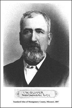 Rev Isaac M Oliver