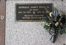 Donald James Price, Sr