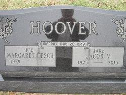 """Jacob V """"Jake"""" Hoover"""