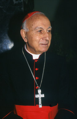Cardinal Pio Laghi