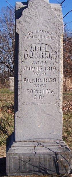 Rev Abel Dunham