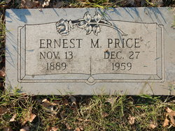 Ernest Murphy Price
