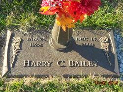 Harry C Bailey