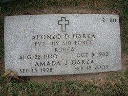 Alonzo D Garza