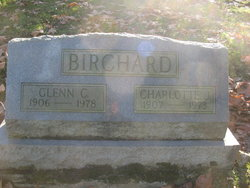 Charlotte J Birchard