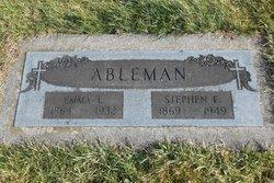 Emma L <I>Murphy</I> Ableman