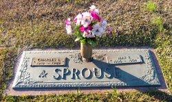 "Frances Mae ""Fannie"" <I>Brown</I> Sprouse"