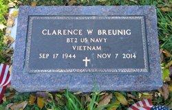 "Clarence W. ""Butch"" Breunig"