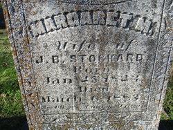 Margaret Mary <I>Anderson</I> Stockard